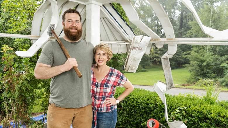 'Home Town' stars Ben and Erin Napier