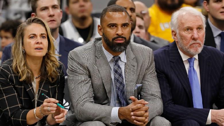 Ime Udoka Spurs Celtics