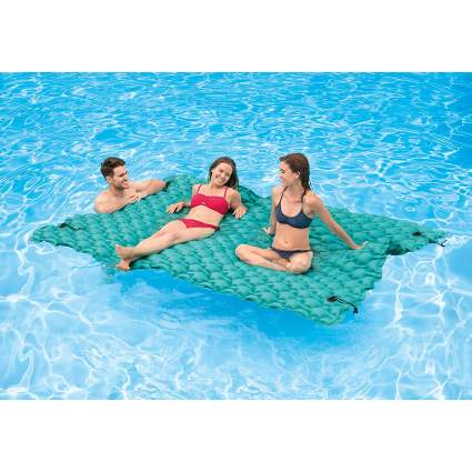 Intex 9.5' x 7' Giant Inflatable Floating Mat