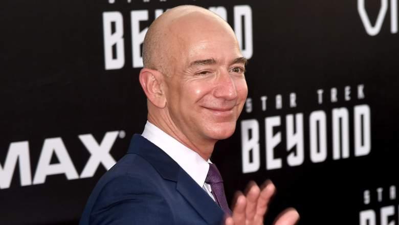 Jeff Bezos Star Trek
