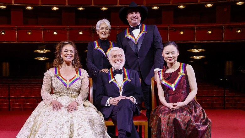 Kennedy Center Honors 2021 Honorees