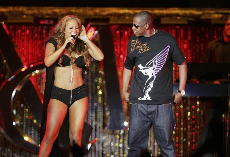 Mariah Carey Jay-Z