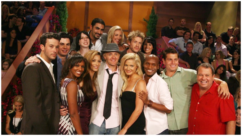 The Big Brother All-Stars cast