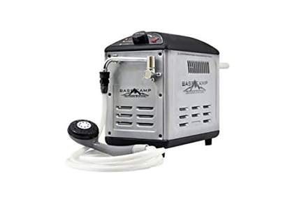 Mr. Heater BOSS-XW18 Basecamp Battery Operated Shower System