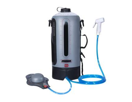 Ponamfo 12 Liter Pressurized Camping Shower