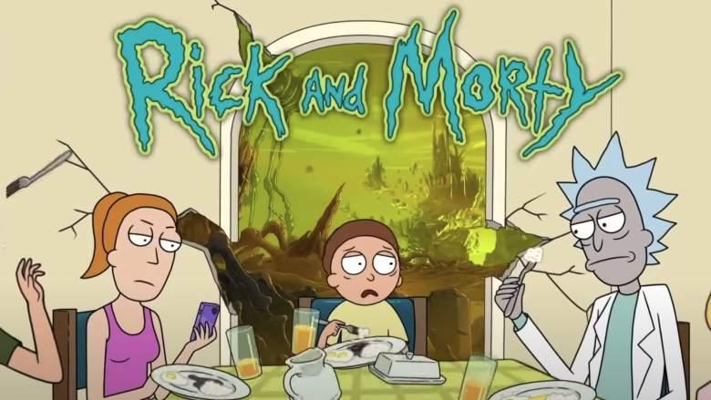 Rick and Morty Season 5 (Adult Swim)