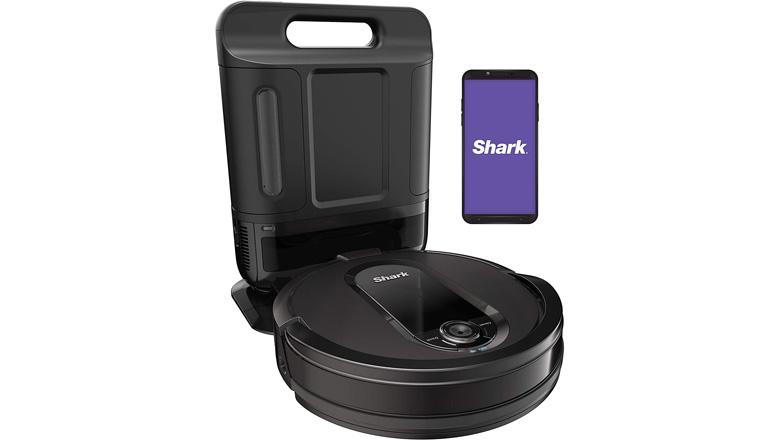 shark robot vacuum prime day deal