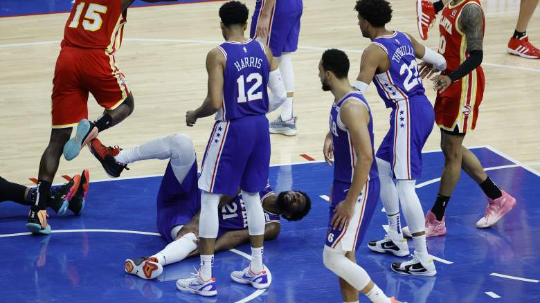 Sixers-Collapse