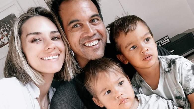 Erik Spoelstra wife and kids