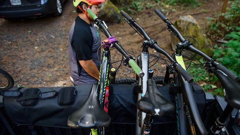 best tailgate bike pad