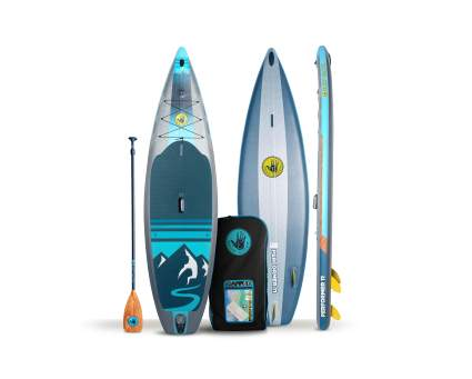 body glove performer 11 paddle board package
