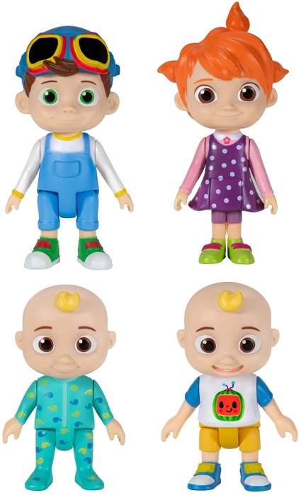 cocomelon figures