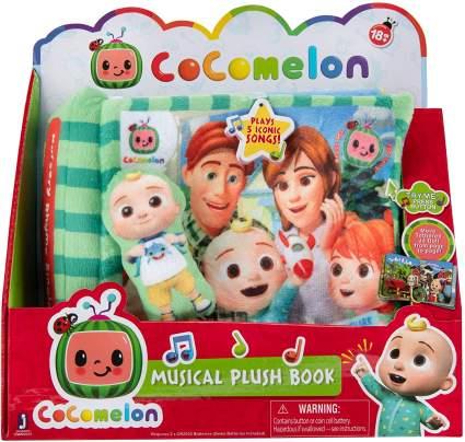 cocomelon nursery rhyme plush