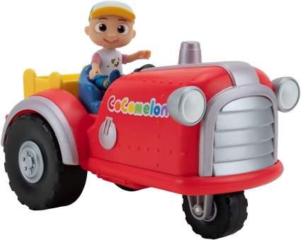 cocomelon tractor