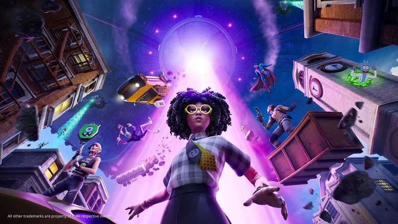 fortnite cosmic chests scrapped features