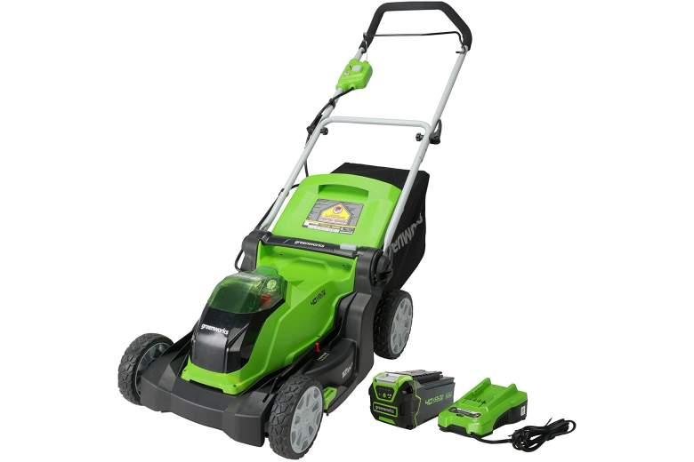 Greenworks 40V 17-Inch Lawn Mower