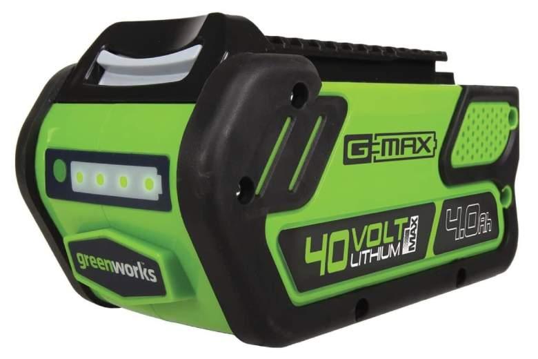 Greenworks G-Max 40V 4Ah Battery Pack