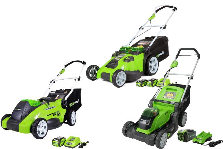 Greenworks Lawn Mowers on Sale for Prime Day 2021