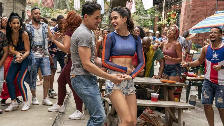 A still from 'In the Heights'
