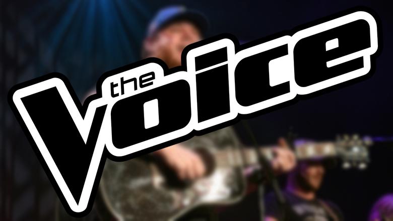 Luke Combs The Voice