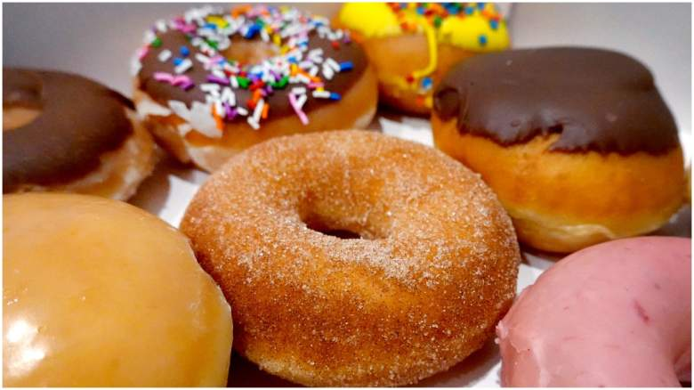 national donut day 2021 free donuts