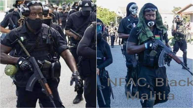 othal wallace nfac black militia florida