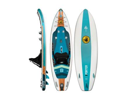 Body Glove Porter 9'6'' Inflatable Paddle Board Package