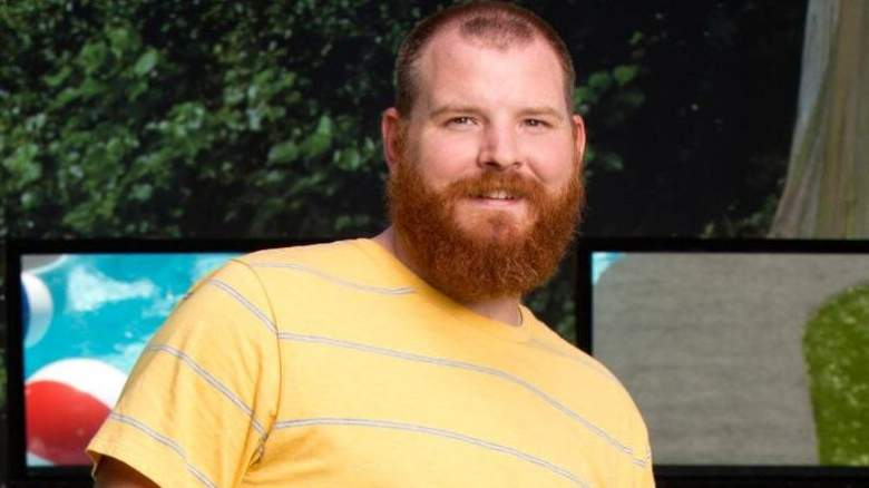 Spencer Clawson on 'Big Brother 15'