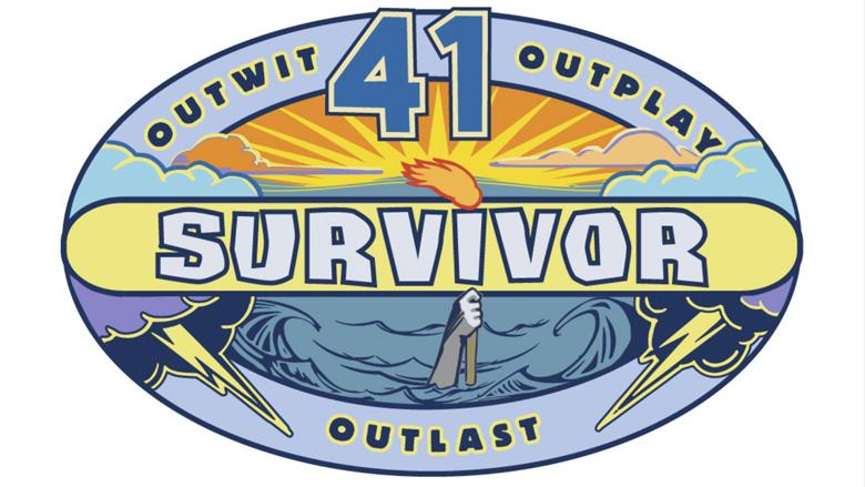 The 'Survivor' season 41 logo