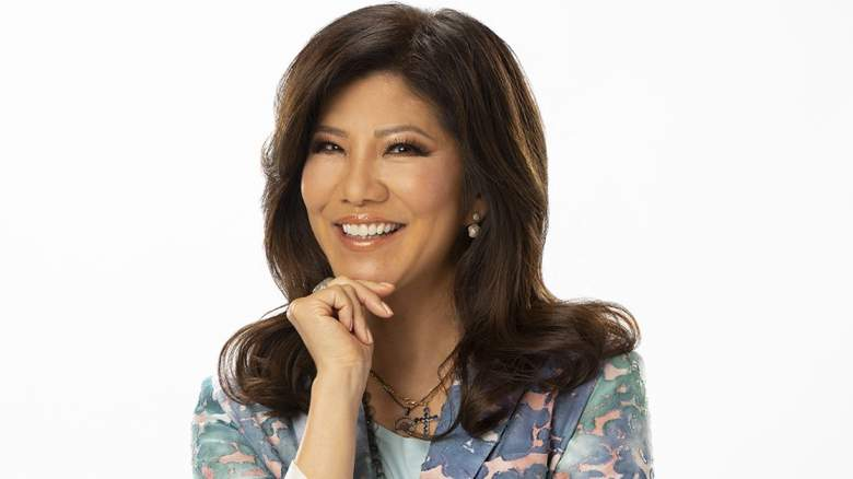 Julie Chen Moonves, host of the CBS series 'Big Brother'