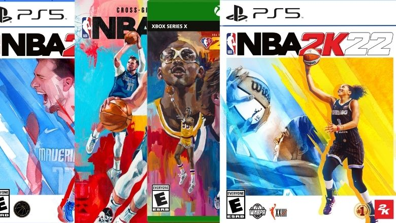 NBA 2K22: Release Date, and Cover Athletes Revealed | Heavy.com