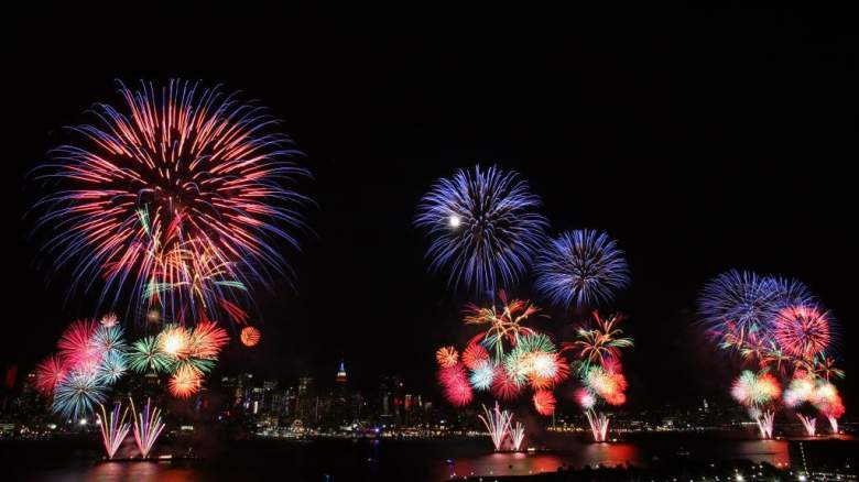 July 4th Fireworks 2021 NYC