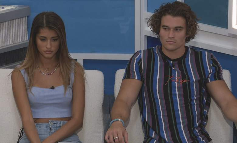 Alyssa Lopez and Travis Long on 'Big Brother 23'