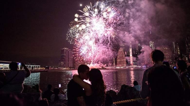 Macys fireworks 2021 NYC
