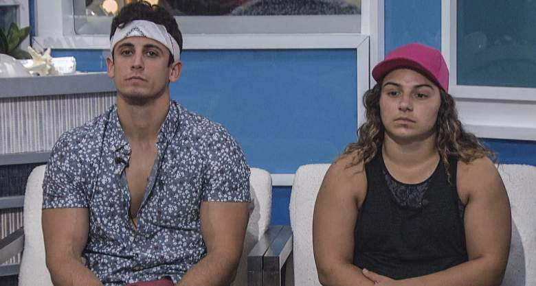 Brent Champagne and Britini D'Angelo are on the block in week 3 on 'Big Brother 23'