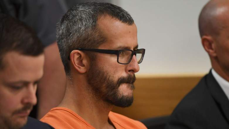 Chris Watts murderer