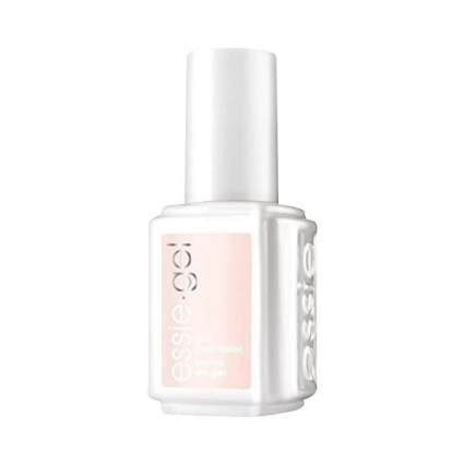 White Essie Gel bottle with pink front