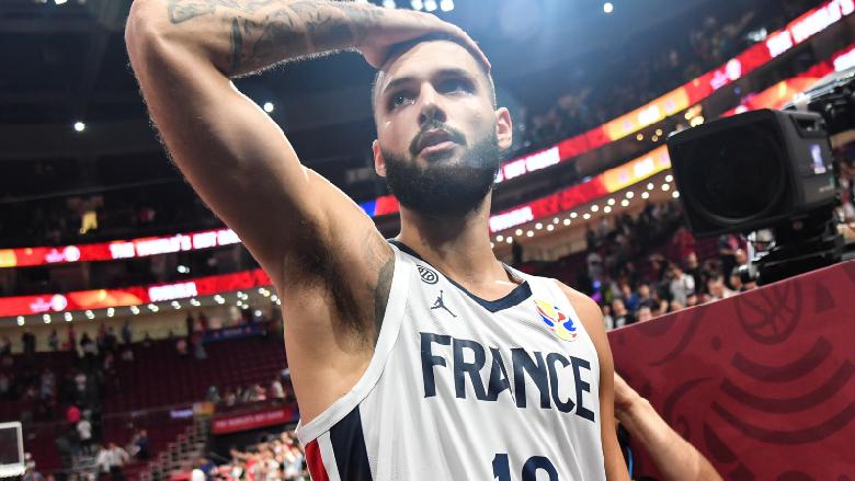 Evan Fournier France Celtics