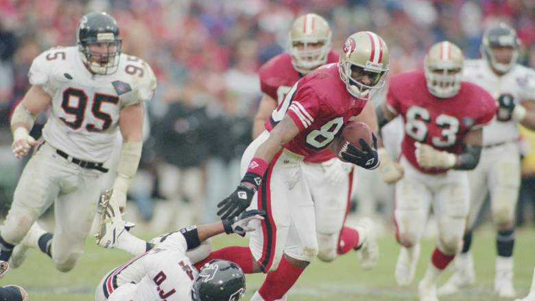 jerry rice throwback jersey