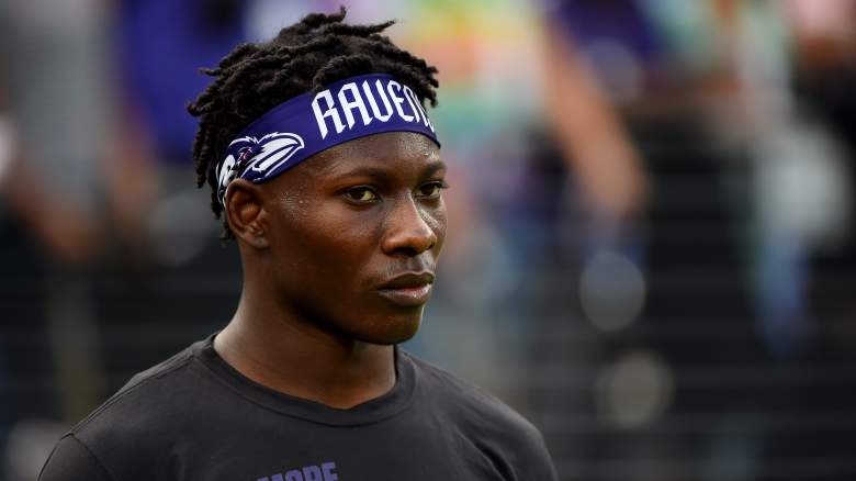 Marquise Brown