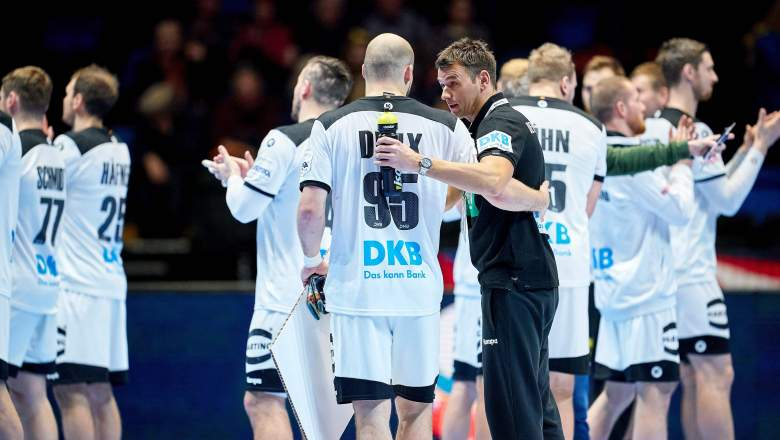 German Spain men's handball watch