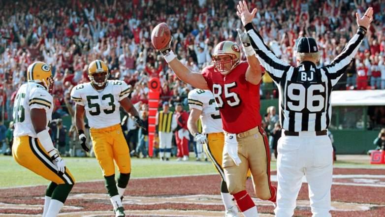 49ers Greg Clark