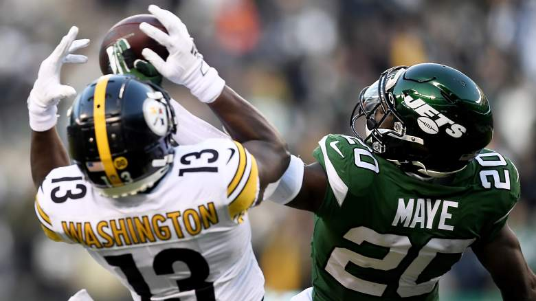 James Washington Steelers