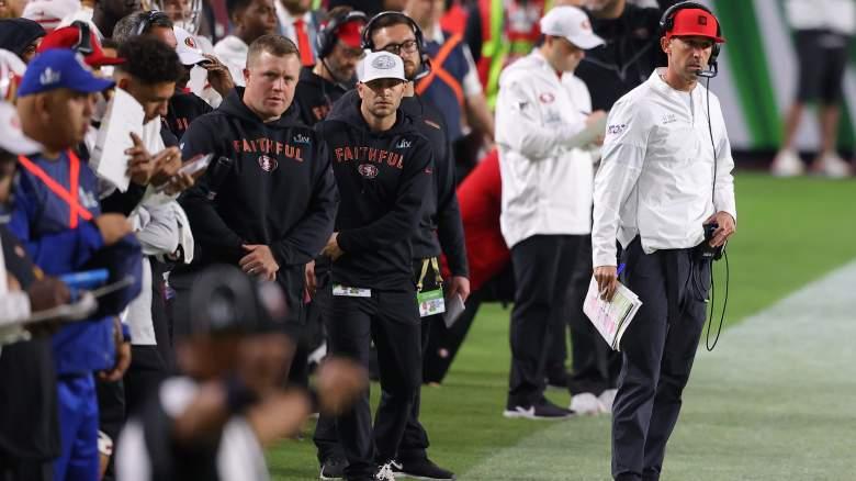 San Francisco 49ers coaches
