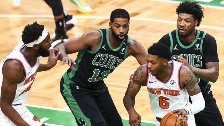 Celtics could realistically trade Tristan Thompson to Spurs