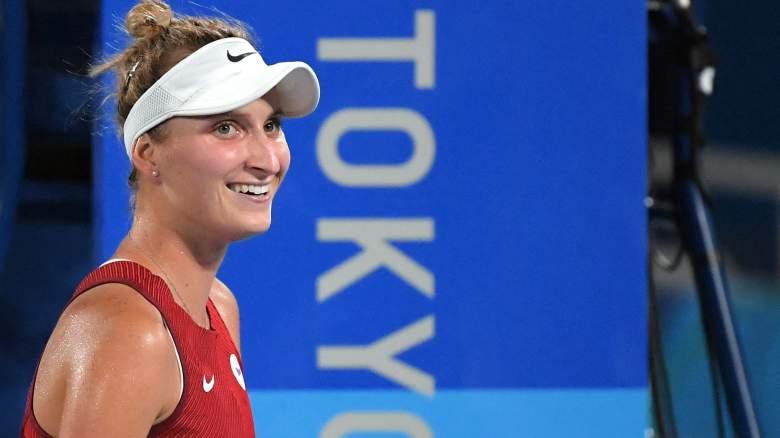 Olympics women's tennis gold watch