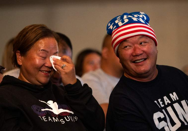 Sunisa Lee parents
