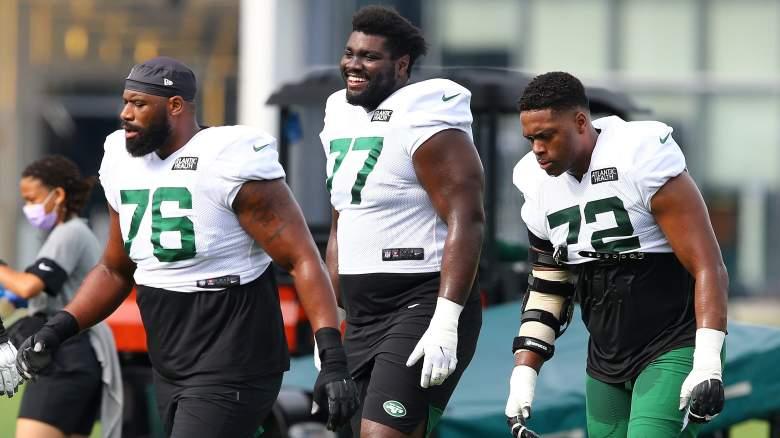 New York Jets training camp