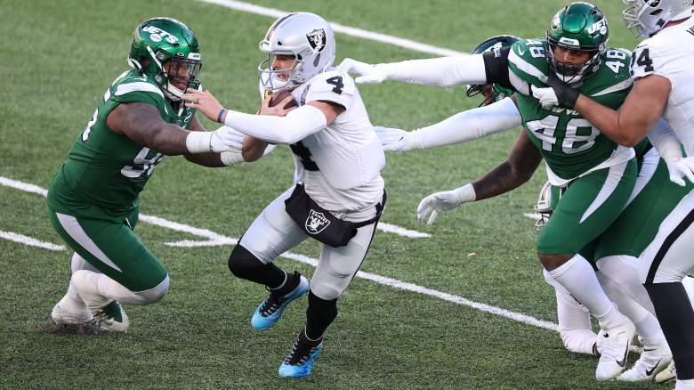 Quinnen Williams Jets