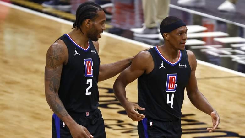 Rajon Rondo Clippers trade